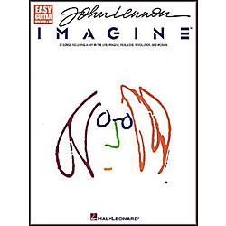 Hal Leonard John Lennon - Imagine Easy Guitar Tab Songbook (702097)