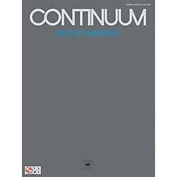 Hal Leonard John Mayer Continuum Piano, Vocal, Guitar Songbook (2500987)