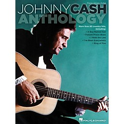 Hal Leonard Johnny Cash Anthology PVG Songbook (307259)