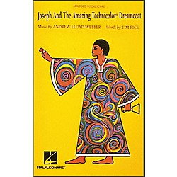Hal Leonard Joseph and the Amazing Technicolor Dreamcoat: Abridged (362042)