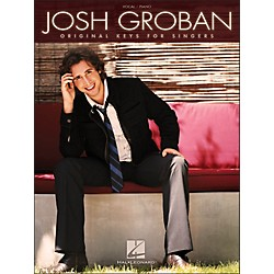 Hal Leonard Josh Groban - Original Keys For Singers (306969)