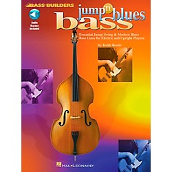 Hal Leonard Jump 'n' Blues Bass (Book/CD) (695292)