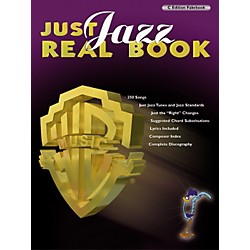 Hal Leonard Just Jazz Real Book - C Edition Fakebook (321416)