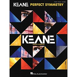 Hal Leonard Keane - Perfect Symmetry arranged for piano, vocal, and guitar (P/V/G) (307037)