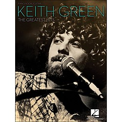 Hal Leonard Keith Green - The Greatest Hits arranged for piano, vocal, and guitar (P/V/G) (306981)