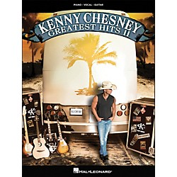Hal Leonard Kenny Chesney Greatest Hits II arranged for piano, vocal, and guitar (P/V/G) (307084)