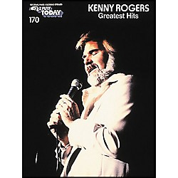 Hal Leonard Kenny Rogers Greatest Hits E-Z Play 170 (101900)