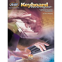 Hal Leonard Keyboard Technique Book (695365)