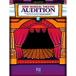 Hal Leonard Kid's Musical Theatre Audition - Girl's Edition Book/CD (1124)