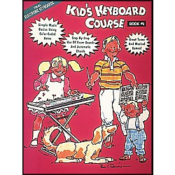 Hal Leonard Kids Keyboard Course Book 1 (102133)