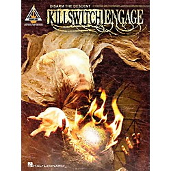 Hal Leonard Killswitch Engage - Disarm The Descent Guitar Tab Songbook (120814)