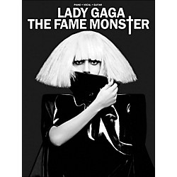 Hal Leonard Lady Gaga - The Fame Monster PVG (307145)