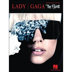 Hal Leonard Lady Gaga The Fame arranged for piano, vocal, and guitar (P/V/G) (307064)