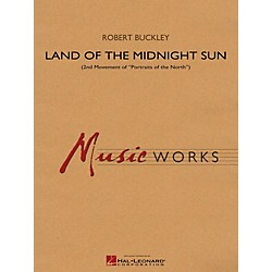Hal Leonard Land Of The Midnight Sun (Second Movement of Portraits of the North) Concert Band Level 4 (4003401)