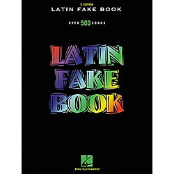 Hal Leonard Latin Fake Book (240146)
