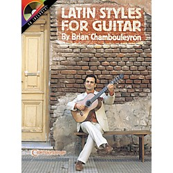 Hal Leonard Latin Styles For Guitar Book and CD (1123)