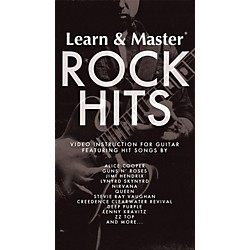 Hal Leonard Legacy Learning Learn & Master Rock Hits 10-disc set (124842)