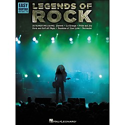 Hal Leonard Legends Of Rock - Easy Guitar Tab (702258)