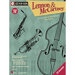 Hal Leonard Lennon And McCartney - Jazz Play Along Volume 29 Book with CD (843022)
