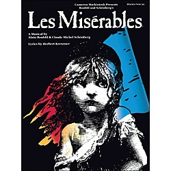 Hal Leonard Les Miserables arranged for piano, vocal, and guitar (P/V/G) (360286)