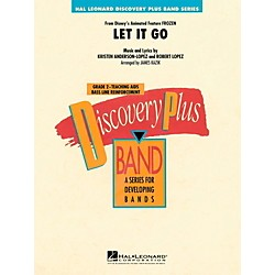 Hal Leonard Let It Go (From Frozen) Discovery Plus Concert Band Grade 2 (4003808)