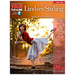 Hal Leonard Lindsey Stirling - Violin Play-Along Volume 35 Book/CD (109715)