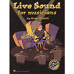 Hal Leonard Live Sound For Musicians Book (330249)