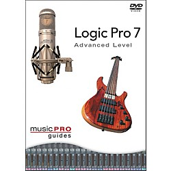 Hal Leonard Logic Pro 7 - Advanced Level DVD (320629)