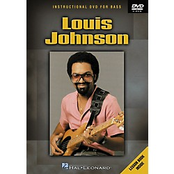 Hal Leonard Louis Johnson (DVD) (320476)