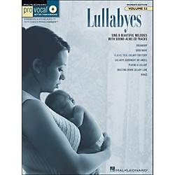 Hal Leonard Lullabyes - Pro Vocal Songbook & CD For Female Singers Volume 53 (740434)