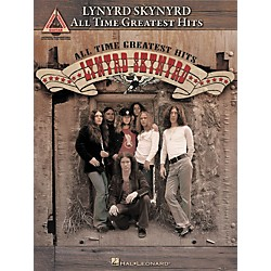 Hal Leonard Lynyrd Skynyrd - All Time Greatest Hits Guitar Tab Songbook (690955)