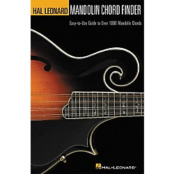 Hal Leonard Mandolin Chord Finder Book (695740)
