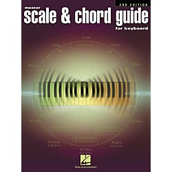 Hal Leonard Master Scale and Chord Guide For Piano - 2nd Edition (240525)