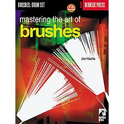 Hal Leonard Mastering the Art of Brushes Book/CD (50449459)