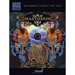 Hal Leonard Mastodon - Crack The Skye Bass Tab Songbook (691007)
