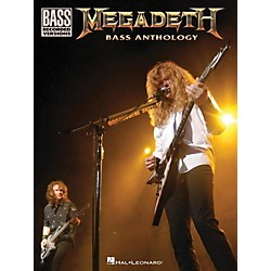 Hal Leonard Megadeth Bass Anthology (691191)