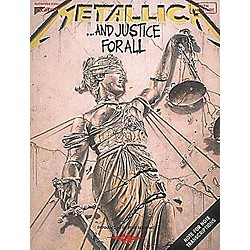 Hal Leonard Metallica: . . . And Justice For All Guitar Tab Songbook (2506965)