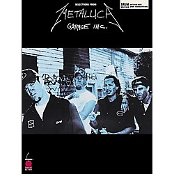 Hal Leonard Metallica - Garage Inc. Drum Book (2500077)