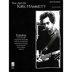 Hal Leonard Metallica - The Art of Kirk Hammett (2506325)