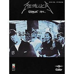 Hal Leonard Metallica Garage Inc. Guitar Tab Book (2500070)