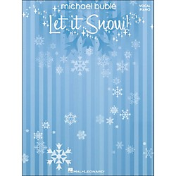 Hal Leonard Michael Buble - Let It Snow (Vocal/Piano) (307072)