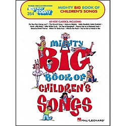 Hal Leonard Mighty Big Book Of Childrens Songs E-Z Play 354 (100087)