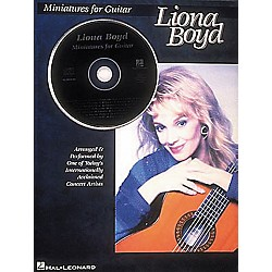 Hal Leonard Miniatures for Guitar (Book/CD) (699386)