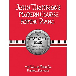 Hal Leonard Modern Course For The Piano First Grade Book (412081)
