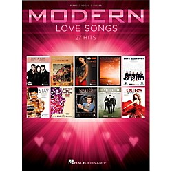 Hal Leonard Modern Love Songs for Piano/Vocal/Guitar (127068)