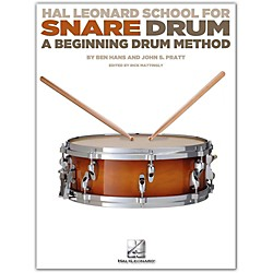 Hal Leonard Modern School For Snare Drum Book (347777)