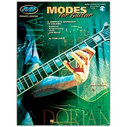 Hal Leonard Modes for Guitar (Book/CD) (695555)