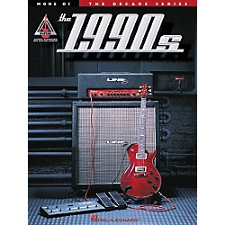 Hal Leonard More of the 1990's Guitar Tab Songbook (690760)