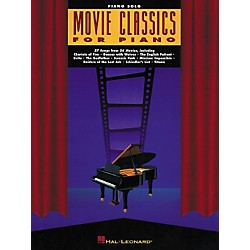 Hal Leonard Movie Classics for Piano (310411)