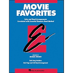 Hal Leonard Movie Favorites Bass Clarinet (860017)
